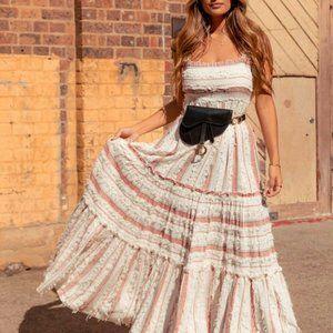TIGERLILY Jamais Maxi Dress
